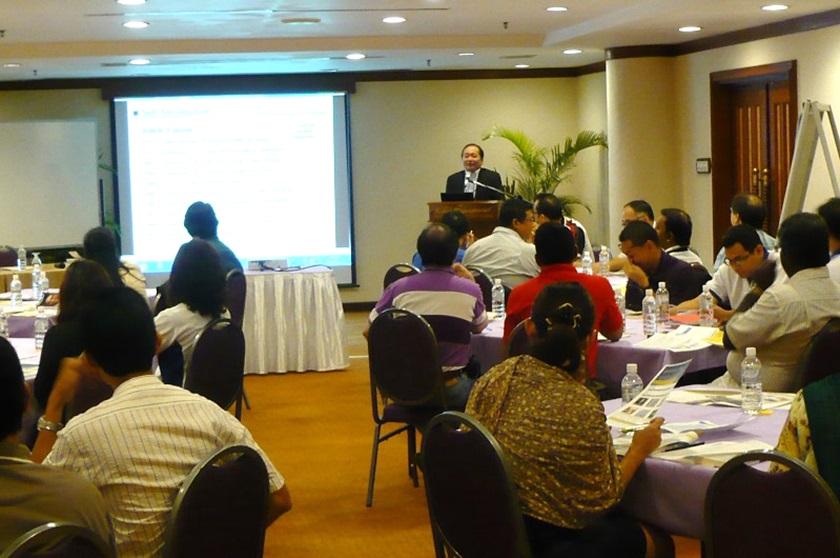 PHP management seminar in Malaysia in 2014