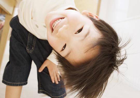 ほほえみで心を豊かに~特集記事「笑顔がいい人生をつくる」