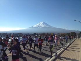 PHPマラソン部 第1回「富士山マラソン」に参加